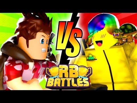 POKE vs TOFUU - RB Battles Championship For 1 Million Robux! (Roblox MM2)