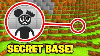 Minecraft : I Found The Cartoon MOUSE SECRET BASE! (Ps3/Xbox360/PS4/XboxOne/PE/MCPE)