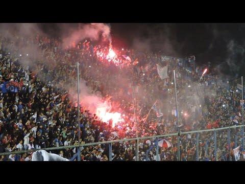 Nacional vs Tacuarembó |  Recibimiento - La Banda del Parque - Nacional