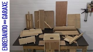 Download Lagu My 10 almost essential woodworking jigs Mp3