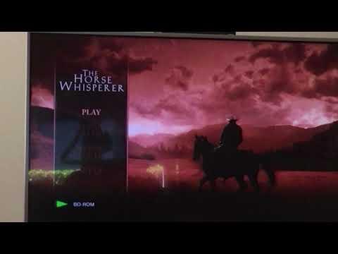 Opening To The Horse Whisperer 2012 Blu-ray Australia