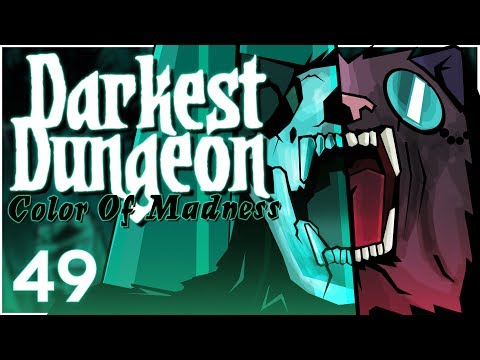 Baer Plays Darkest Dungeon: The Color of Madness (Ep. 49) (видео)