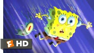 The SpongeBob Movie: Sponge Out of Water (2015) - A Sponge in Time Scene (4/10) | Movieclips
