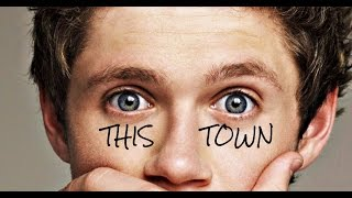 Niall Horan - This Town (Lyrics) Video