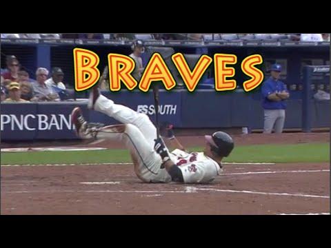 Atlanta Braves: Funny Baseball Bloopers