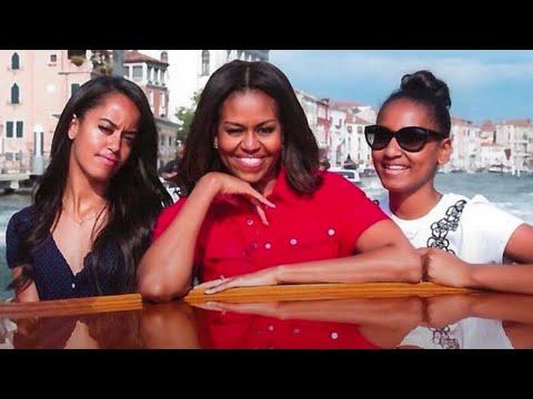 Barack Obama Reveals What Daughters Sasha and Malia Are REALLY Like!