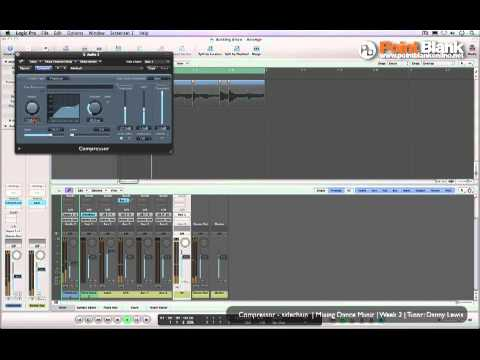 Get the French House / Daft Punk / Madeon / Deadmau5 Disco Sidechain Compressed sound in Logic Pro