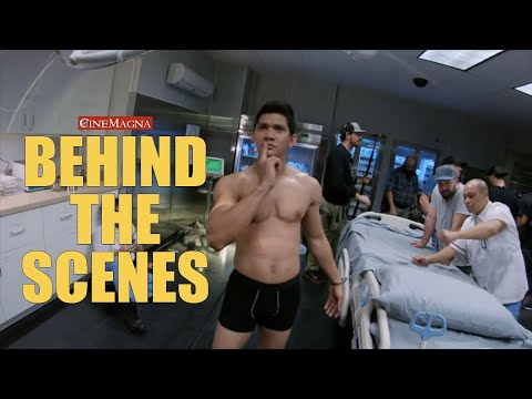 Mile 22 Behind The Scenes Stunts With Iko Uwais Mark Wahlberg (2019)
