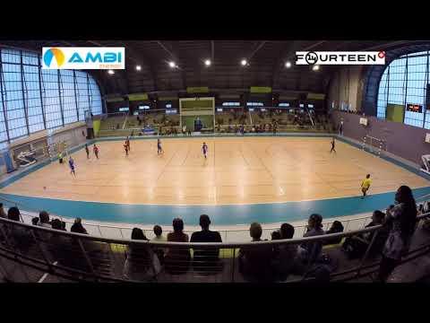 Résumé du match Olympique futsal vs FC Ferrand J12