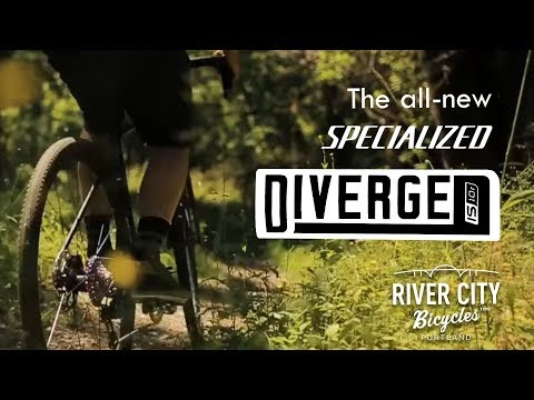 2018 Specialized Diverge - Seriously Fast, Shockingly Fun