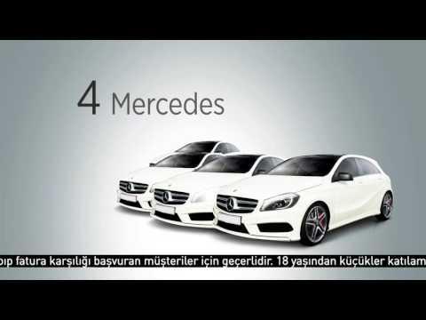 Uğur Soğutma Mercedes Kampanyası