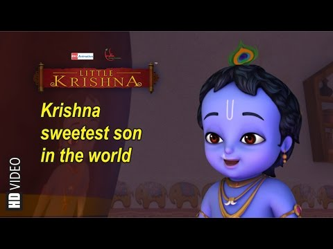 Krishna sweetest son in the world | Clip | HD