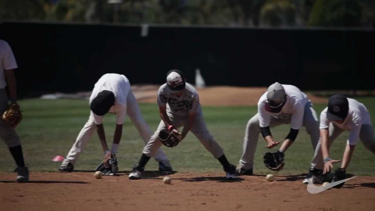 Nike Baseball Camps for International Campers  - Video