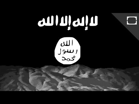 What Does The ISIS Flag Mean? Black Flags Of Jihad Explained (видео)