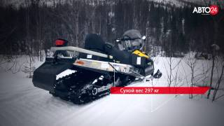 5. Ski-Doo Skandic 900. С характером. �ВТО24