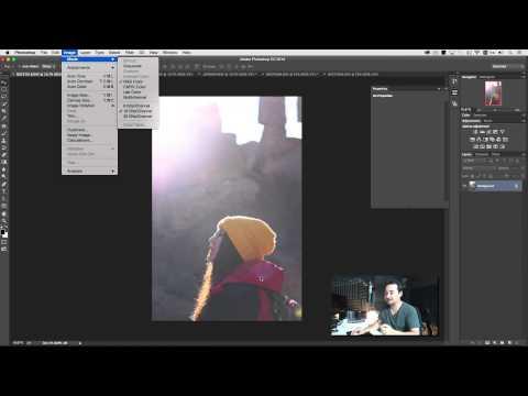 EP.17 การย้อมโทนสีภาพ Film Look