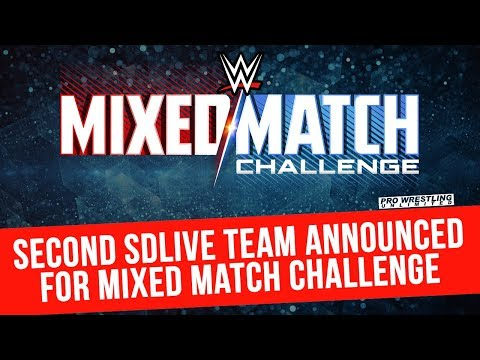 2nd Smackdown Live Team Announced For WWE's Mixed Match Challenge