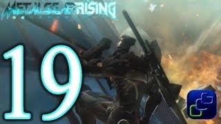 Metal Gear Rising: Revengeance Walkthrough - Part 19 - Chapter File R-04: Hostile Takeover