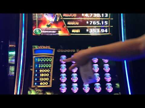 $6 Conga Party Slot Machine Mask Bonus Big Win Max Bet