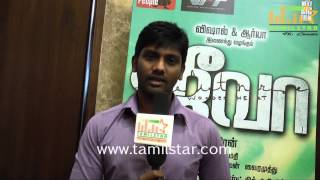 Lakshman at Jeeva Movie Audio Launch