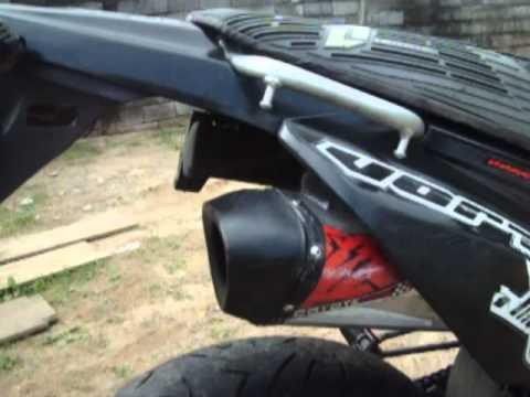 XR 250 TORNADO MOTARD