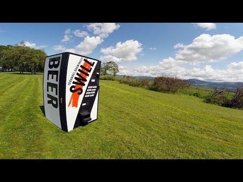 Free Beer Vending Machine – 10 Barrel Brewing Co.