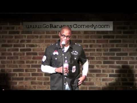 Obama's improv skills- Vince Morris
