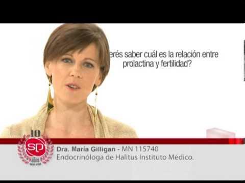 Prolactina y fertilidad | Dra. Guilligan