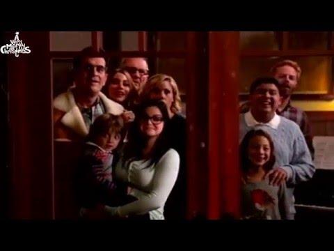 """Modern Family Season 7 Episode 9  """"White Christmas"""" ~ Part 5"""