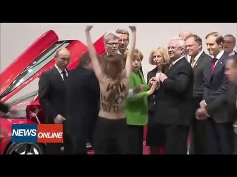 Охрана Путина (видео)