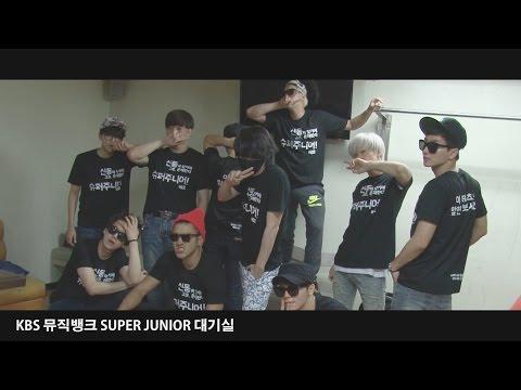 Super Junior The 7th Album 'MAMACITA' Music Video Event!! – SJ T-shirts event