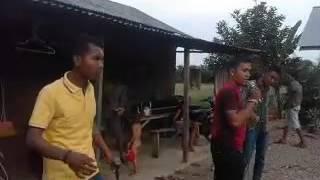 Dina cover by trio gopas Video