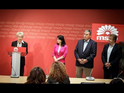 Az MSZP platformjai szerint véget ért az összefogás időszaka