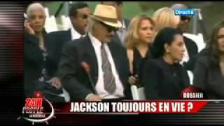 Michael Jackson N'est Pas Mort !!