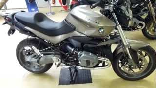 3. 2013 BMW R 1200 R 1170 cm3 110 Hp 200+ Km/h 124+ mph * see also Playlist