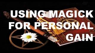 Using Magick To Make Your Dreams Come True