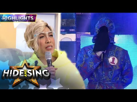 'TagoKanta' #1 does not give an answer for Vice Ganda's question | It's Showtime Hide and Sing
