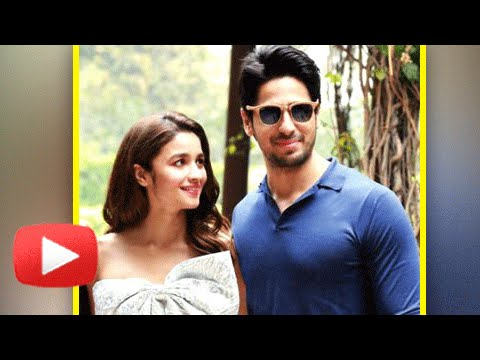 Alia Bhatt Denies Break Up With Sidharth Malhotra