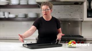 Double Burner Griddle Demo Video Icon