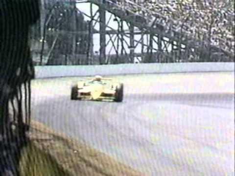 1986 Indianapolis 500 – Radio Broadcast Call (Entire Race)