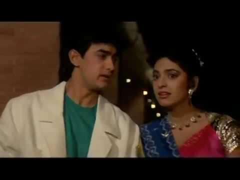 Video Aamir Khan and Juhi Chawla Scene - Love Love Love - Romantic download in MP3, 3GP, MP4, WEBM, AVI, FLV January 2017