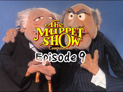 The Muppet Show Compilations - Episode 9: Statler and Waldorf's comments (Season 5)