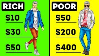 Video 7 Main Differences Between Rich and Poor People MP3, 3GP, MP4, WEBM, AVI, FLV Agustus 2018