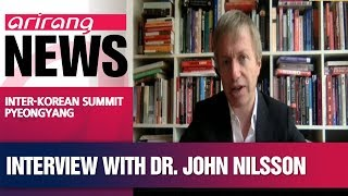 Skype interview with Dr. John Nilsson-Wright of the University of Cambridge