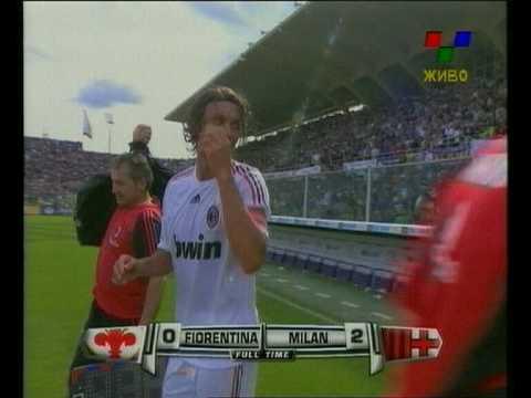 Trận đấu cuối cùng của Paolo Maldini cho AC Milan
