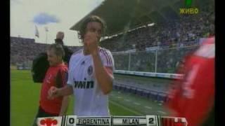 Maldinis letztes Spiel für den AC Milan