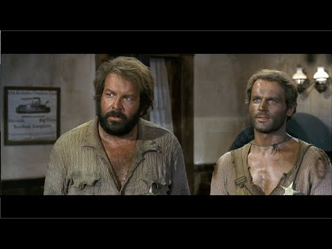 THEY CALL ME TRINITY - NEW HD Trailer with Terence Hill & Bud Spencer