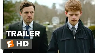 Manchester By The Sea Official Trailer 1 2016  Casey Affleck Movie