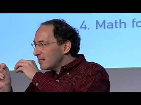 math - Conrad Wolfram, Mathematician Founder, Wolfram Research Europe. The importance of math to jobs, society and thinking has exploded over the last few decades. ...