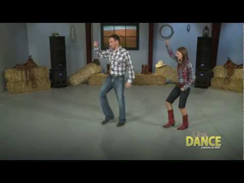 Line Dance Video – Boot Scootin' Boogie Line Dance Steps